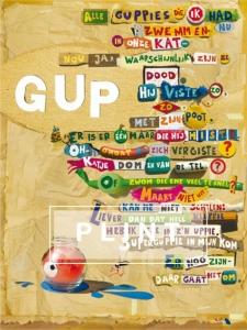 dichter;Edward van de Vendel  gedicht; GUP code 08A3