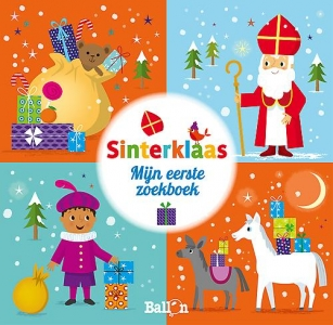 Sinterklaas Mijn eerste zoekboek