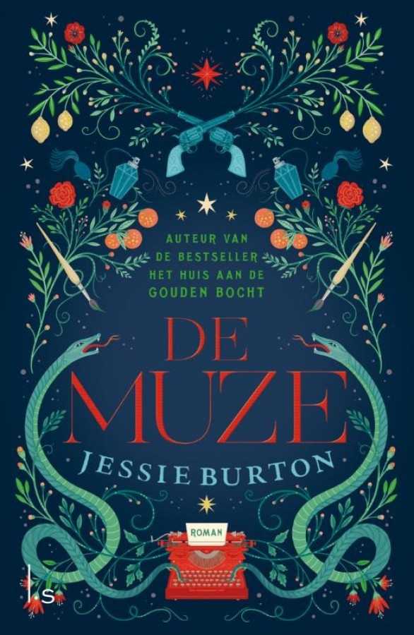 Jessie Burton_De muze