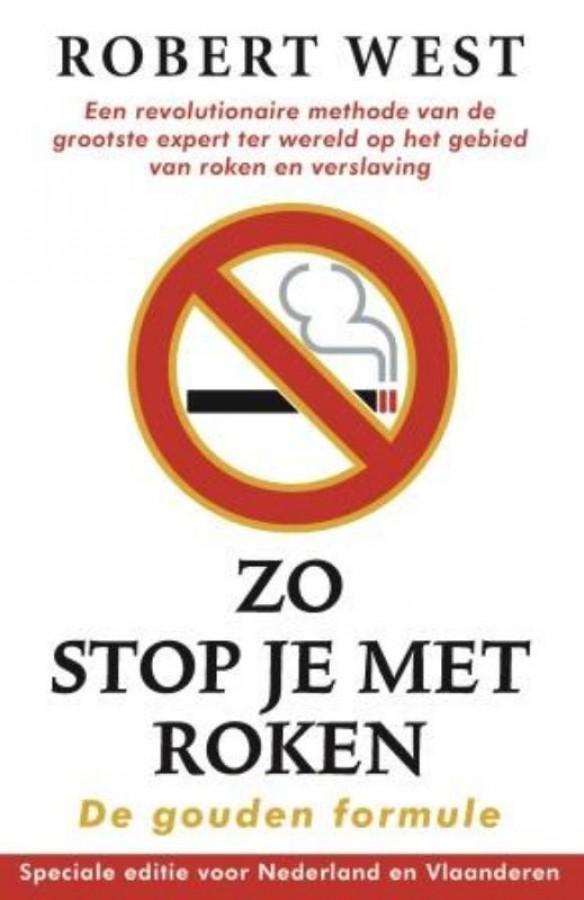 Robert West_Zo stop je met roken