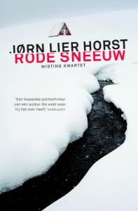 Jorn Lier Horst_Rode sneeuw