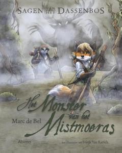 Sagen van het Dassenbos: Het monster van het mistmoeras