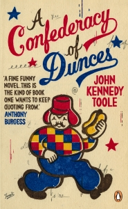 Confederacy of dunces (essentials)