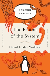 Penguin orange collection Broom of the system
