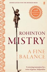 Fine balance (20th anniv edn)