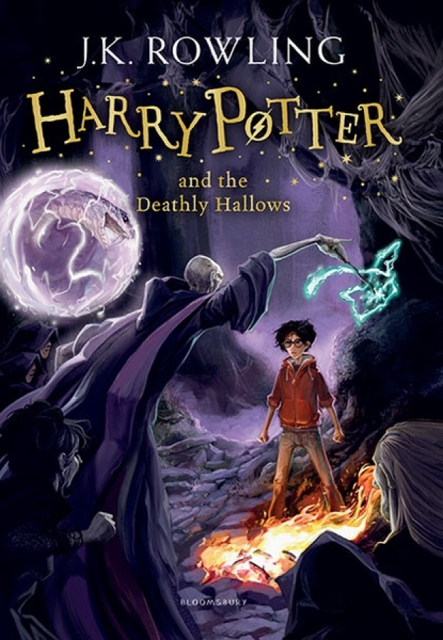 Harry potter (07): harry potter and the deathly hallows