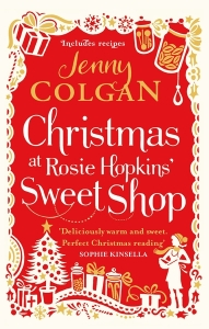 Christmas rosie hopkins sweet shop