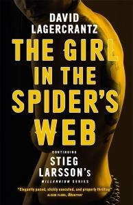 Millennium Girl in the spider's web
