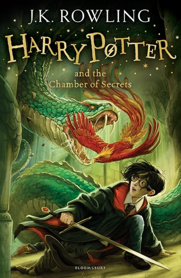 Harry potter (02): harry potter and the chamber of secrets