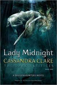 The dark artifices Lady midnight