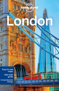 Lonely planet city guide: london (10th ed)