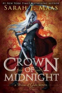 Throne of glass Crown of midnight