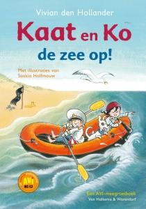 Kaat en Ko de zee op!