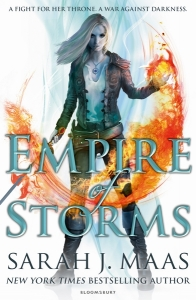 Throne of glass Empire of storms