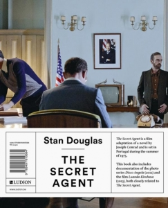 STAN DOUGLAS : THE SECRET AGENT