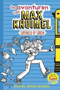 De avonturen van Max Kruimel 1 - Superheld op sokken
