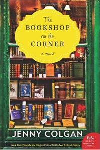 Bookshop-corner