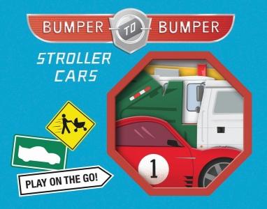 Bumper-to-bumper stroller cars