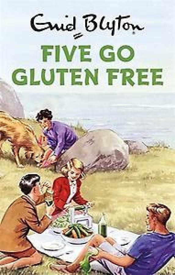 Five go gluten-free
