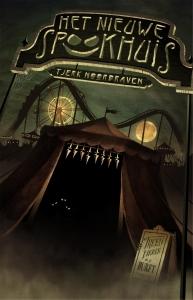 Het nieuwe spookhuis