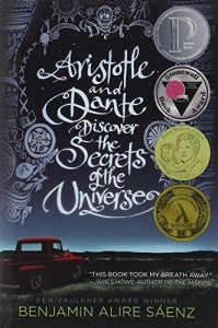 Aristotle and dante discover the secrets of the universe