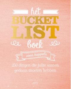 Het bucketlist-boek voor koppels