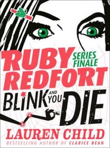 Ruby redfort (06): blink and you die