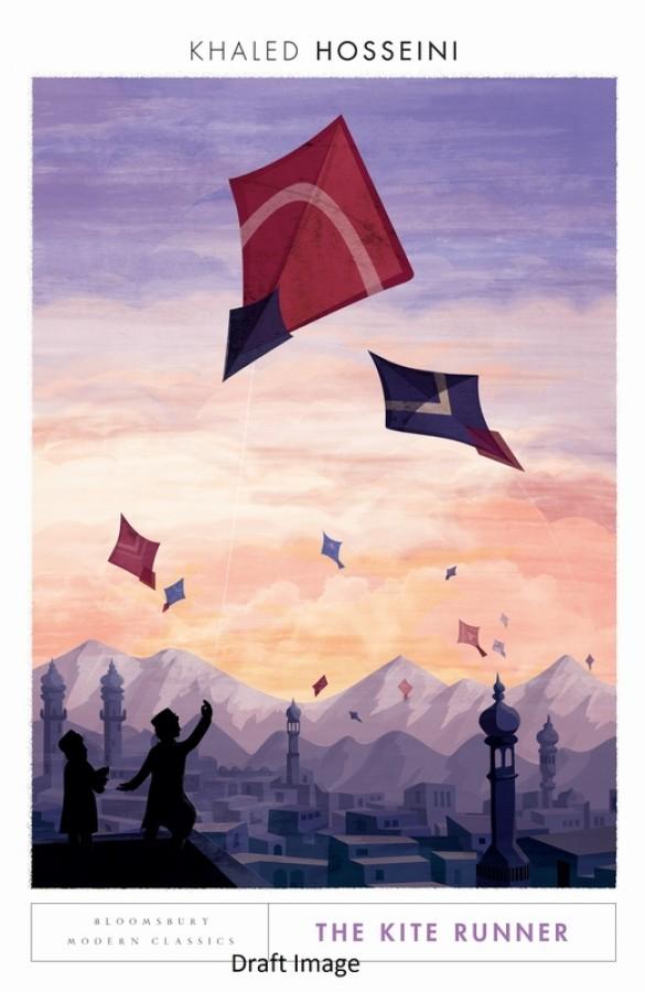Bloomsbury modern classics Kite runnner