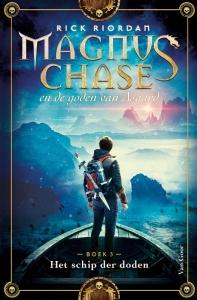 Magnus Chase en de goden van Asgard - Het schip der doden