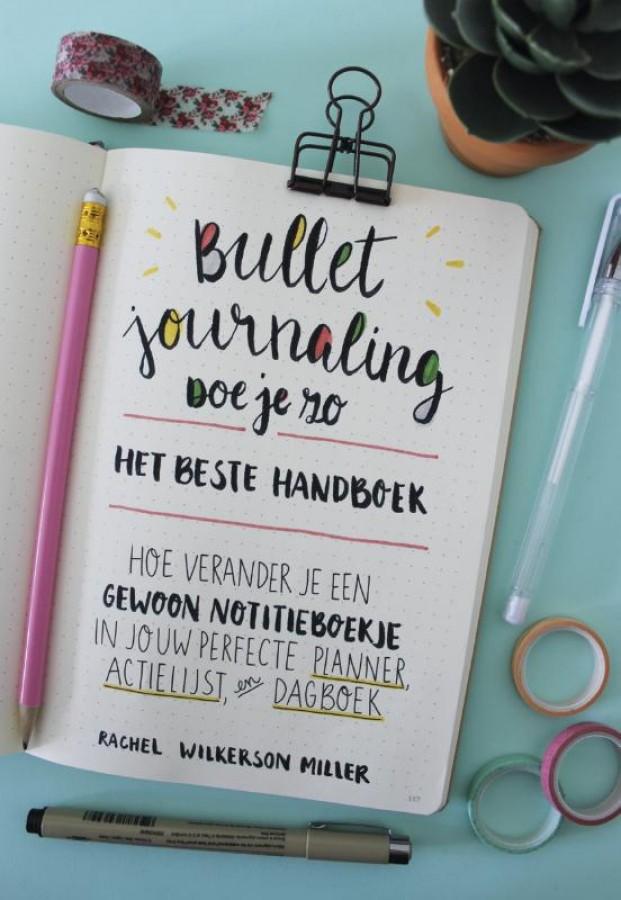 Bullet Journaling - Zo werkt het