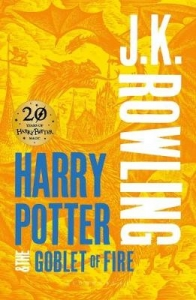 Harry potter and the goblet of fire (adult paperback)