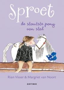 Sproet, de stoutste pony van stal (verzamelbundel)