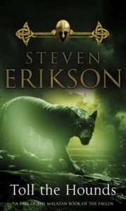 Malazan (08): toll the hounds