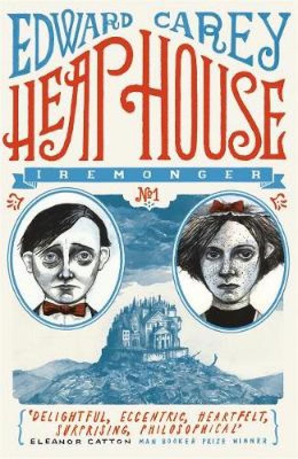 Iremonger (01): heap house