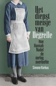 Het dienstmeisje van Degrelle