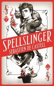 Spellslinger (01): spellslinger