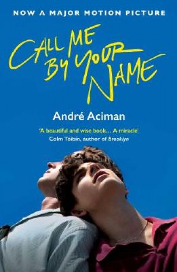Call me by your name (tie-in)