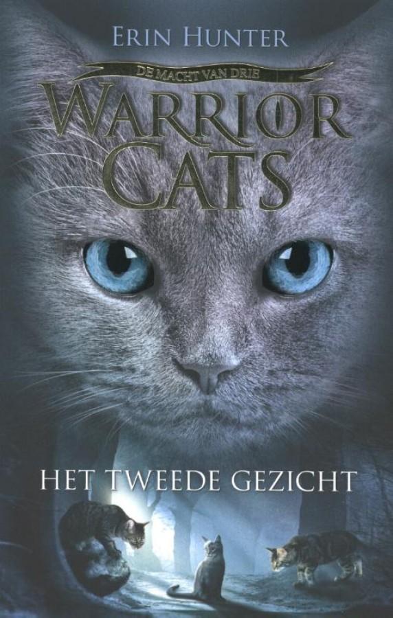 Warrior Cats - De macht van drie - Het tweede gezicht paperback