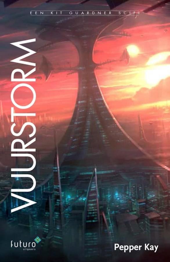 Cover Vuurstorm_Pepper Kay