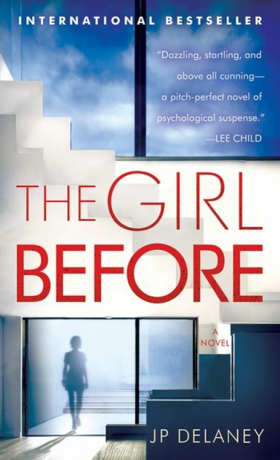 Girl before