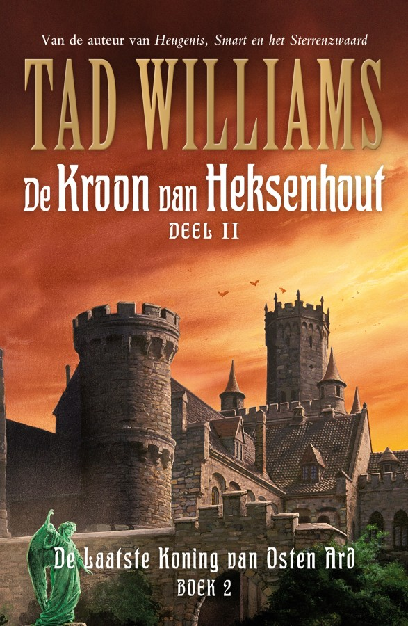 De Laatste Koning van Osten Ard 2 - De Kroon van Heksenhout II