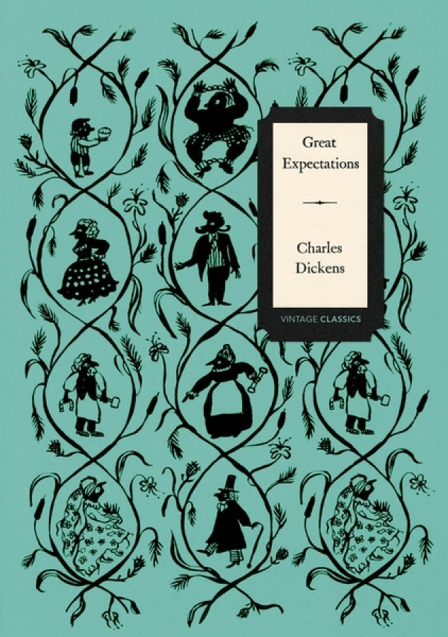 Vintage classics dickens Great expectations
