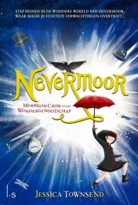 Nevermoor 1 - Morrigan Crow en het Wondergenootschap