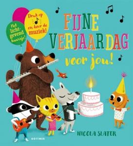 Fijne verjaardag voor jou!
