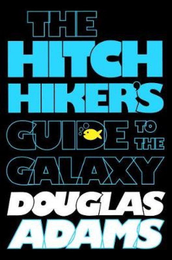 Hithchhiker's guide to the galaxy