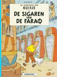 De avonturen van Kuifje 3: De sigaren van de farao