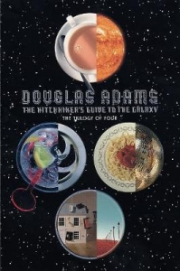 Hitchhiker's guide to the galaxy (4 parts)