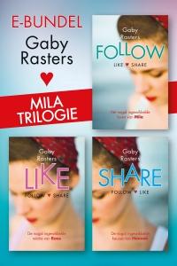 Mila trilogie e-bundel