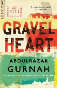 Gravel heart