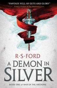 Demon in silver